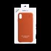 Packaging folio crystal orange iPhone Xs