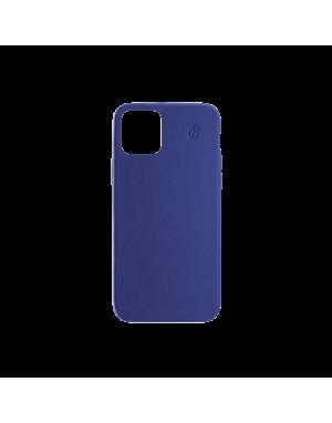 Coque cuir blue beetlecase iPhone 12