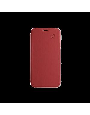 Folio crystal beetlecase rouge iPhone 12