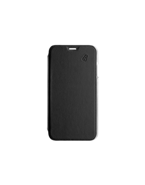 Folio crystal beetlecase noir iPhone 12 Max