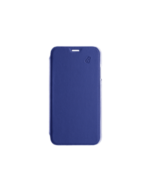 Folio crystal beetlecase blue iPhone 12 Max