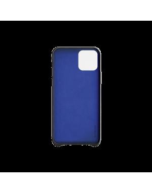 Coque cuir noir beetlecase iPhone 12 Max