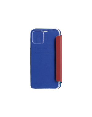 Folio crystal beetlecase rouge iPhone 12 Max