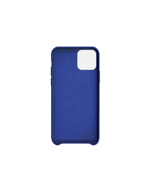 Coque cuir blue beetlecase iPhone 12 Pro