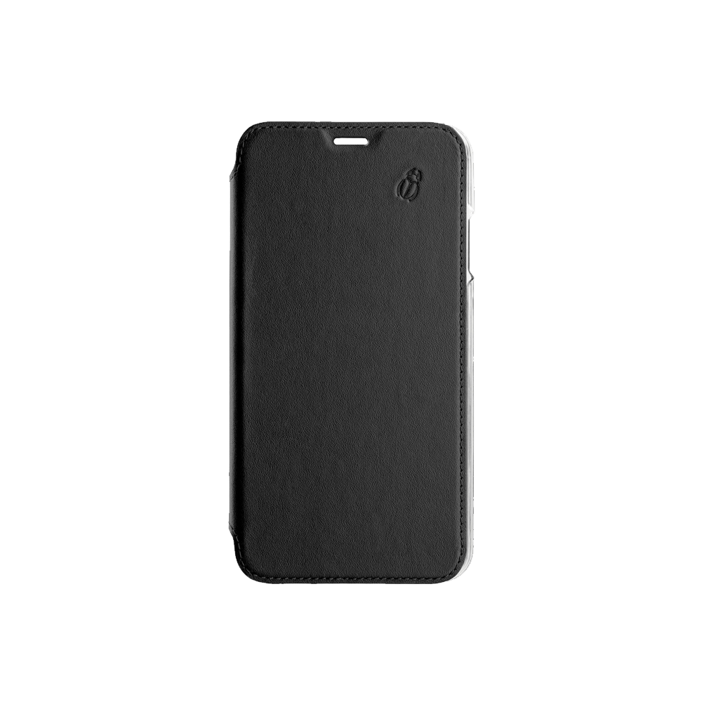 Folio crystal noir Beetlecase iPhone 6 / 7 / 8