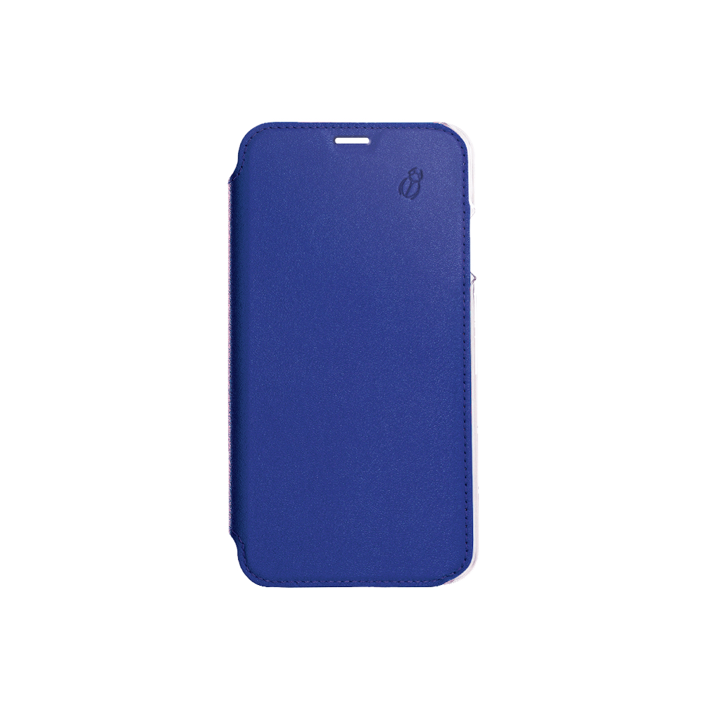 Folio crystal bleu iPhone 6 / 7 / 8