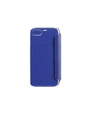 Folio crystal bleu iPhone 6 / 7 / 8