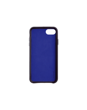 Coque cuir noir Beetlecase iPhone 6 / 7 / 8