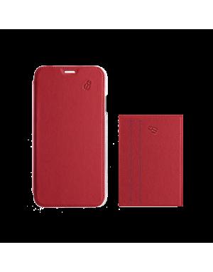 Pack étui folio pour iPhone 6 / 7 / 8 et porte carte