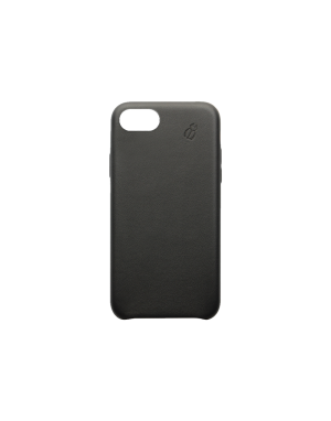Coque cuir noir Beetlecase iPhone 7 / 8 Plus
