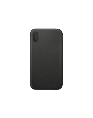 Folio cuir noir Beetlecase iPhone 7 / 8 Plus