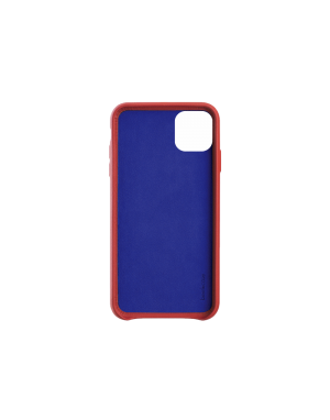 Coque cuir rouge Beetlecase iPhone 11 Pro
