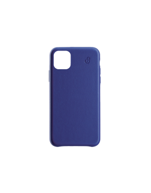 Coque cuir bleu Beetlecase iPhone 11 Pro