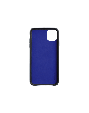 Coque cuir noir Beetlecase iPhone 11