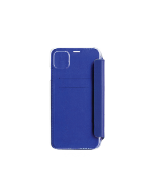 Folio crystal bleu Beetlecase iPhone 11