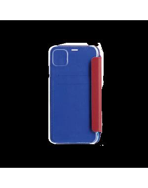 Folio crystal rouge Beetlecase iPhone 11 Pro Max
