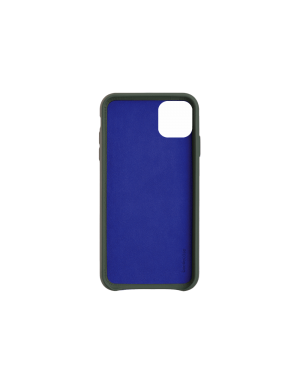 Coque cuir vert Beetlecase iPhone 11 Pro Max