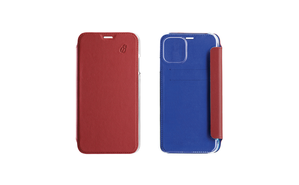 coque cuir iphone 12