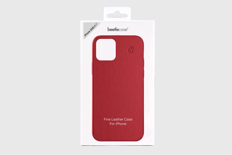 coque cuir iphone 12