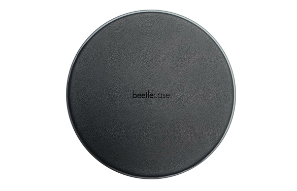 Leather wirelesss charger