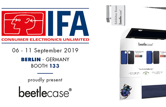 Beetlecase at IFA Berlin 2019